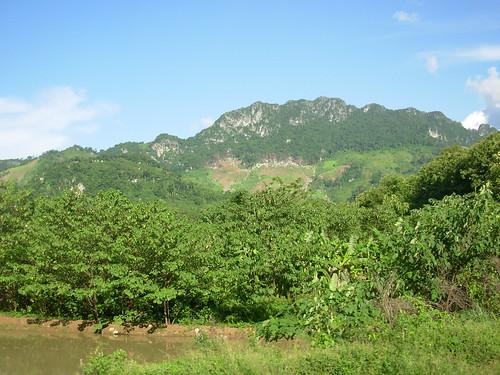 Luang Namtha-Luang Prabang-route (61)