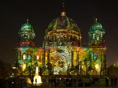 Berliner Dom (3) - Festival of Lights 2013