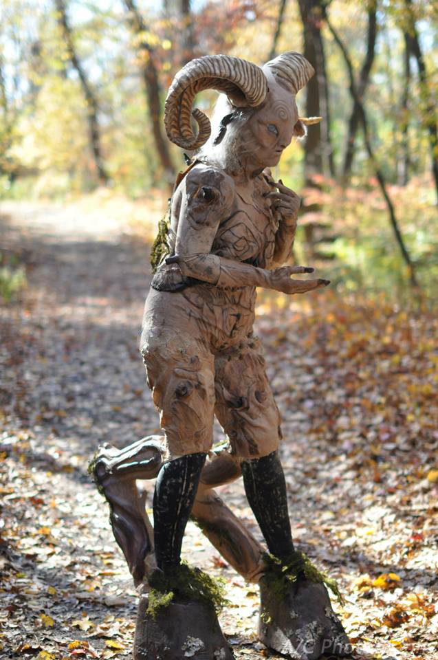 Pans Labyrinth Faun Full Body