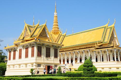 The Royal Place , Phnom Penh .
