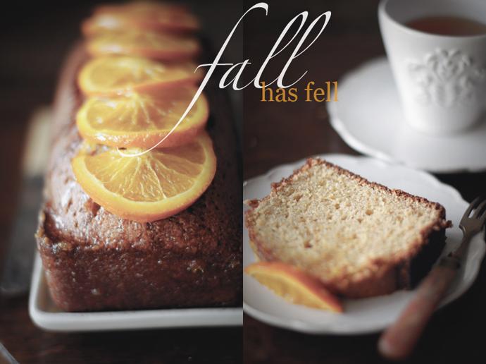 polenta-orange cake