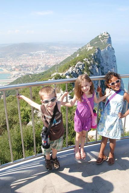 My Gibraltar Monkeys