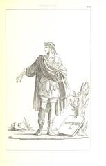 """British Library digitised image from page 263 of """"Illustrirte Geschichte der Römischen Kaiser, von J. Caesar bis auf die Neuzeit ... Zeichnungen von E. Grünnes, etc"""""""