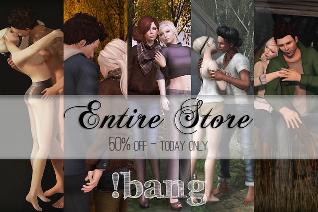 !bang - black friday sale