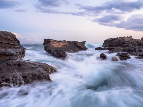 longexposure sunset sea seascape water rocks day waves cloudy slowshutter kanagawa 神奈川県 jogashima miurapeninsula 城ヶ島 三浦半島 水見