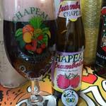 ベルギービール大好き!! シャポー・フランボワーズ Chapeau Framboise