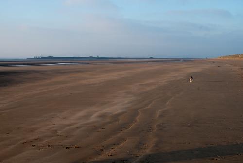Deserted Camber Sands
