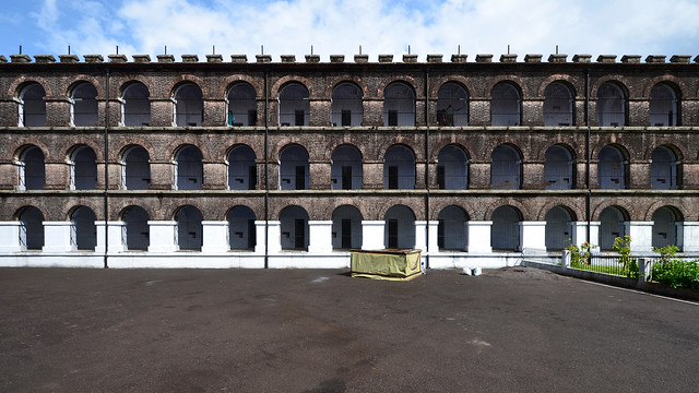 Cellular Jail (Andaman 354)