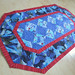 235_Dolphin Table Runner