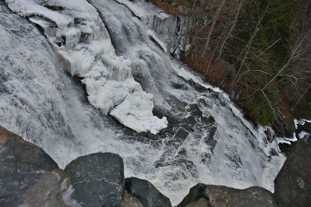 Barberville Falls, Rensselaer County