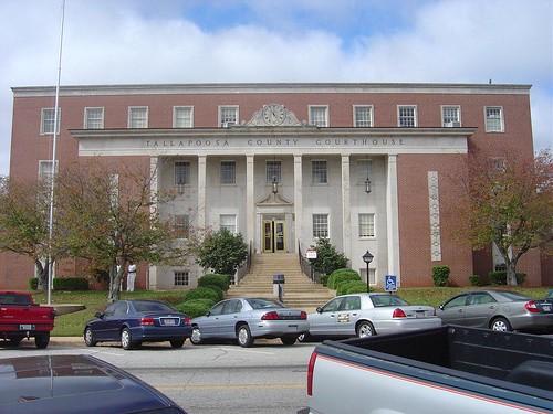 Tallapoosa County Courthouse- Dadeville AL (2)
