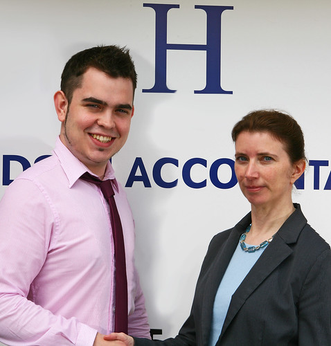 Bridgwater College Apprentice celebrates success at Accountancy firm