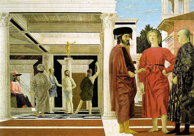 640px-Piero_-_The_Flagellation