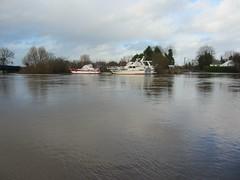 River Severn in flood