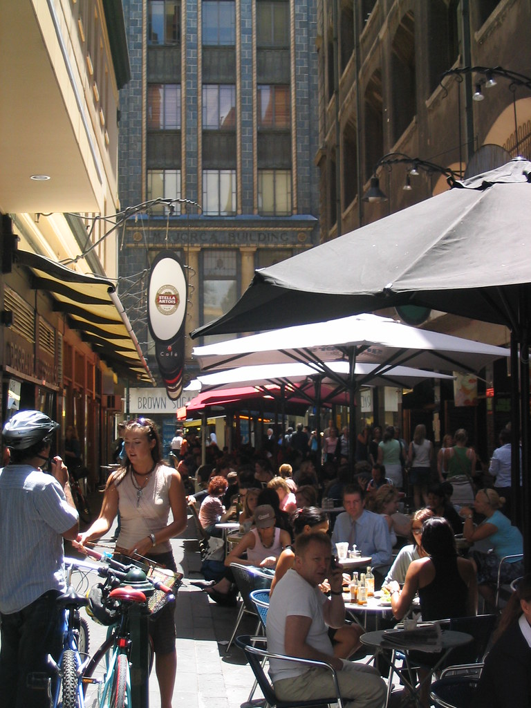 Degraves Street (January 2004)