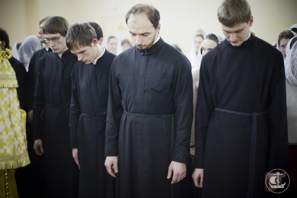 22 января 2014, Всенощное бдение накануне дня памяти святителя Феофана Затворника