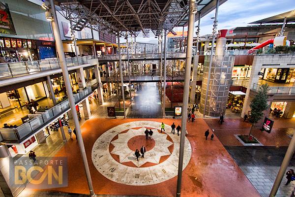 Shoppings centros comerciais em barcelona passaporte bcn - Centro comercial maquinista barcelona ...