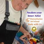 Learn how to awaken the Inner Artist