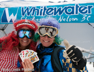 Coldsmoke Powder Fest (Phil Best/Whitewater Ski Resort)