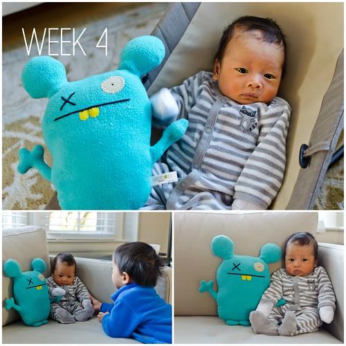 Oliver - Week 4