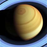 Saturn hexagon methane view W00086970-72-73 - Credit: NASA/JPL/Space Science Institute - Processing: 2di7 & titanio44