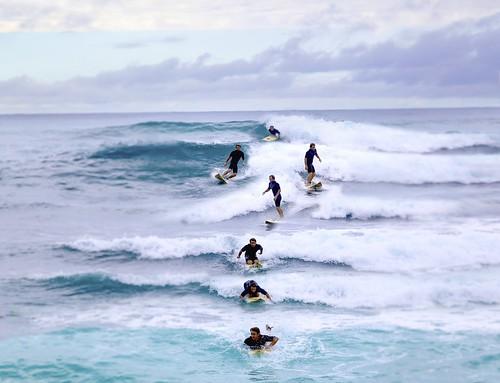 Timelapse Surfing