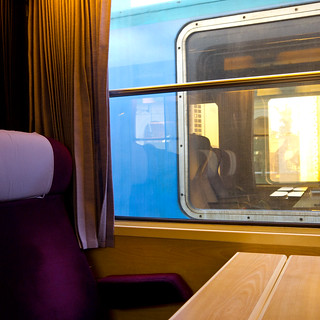 lorsque le train s'offre un retard de 2h  en gare......3 clichés 1/3