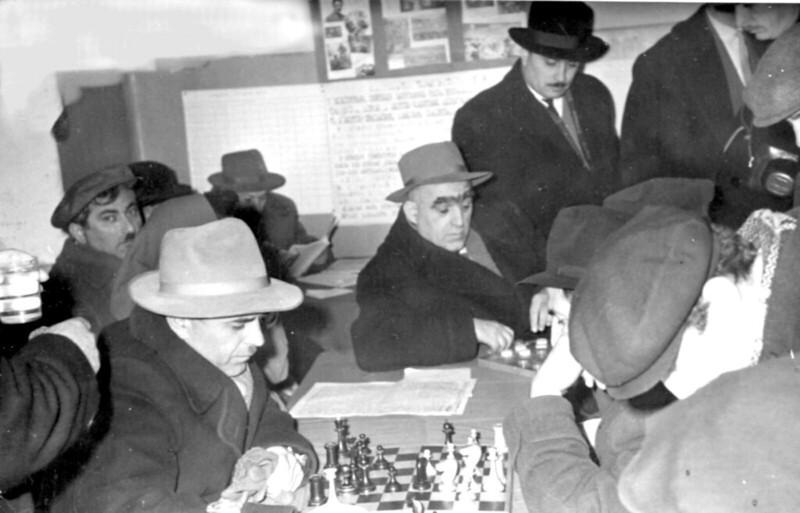Фото 77 Шахматы Алиханов и Палаванди- швили