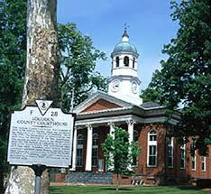 Leesburg Court House
