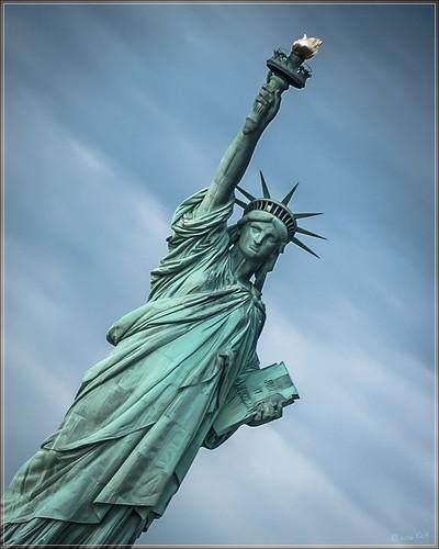 Miss Liberty JULY - IV MDCCLXXVI