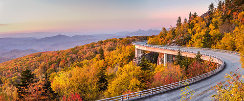 road mountains nature landscape outdoors drive fineart scenic northcarolina wilderness blueridgeparkway linncoveviaduct pierreleclercphotography