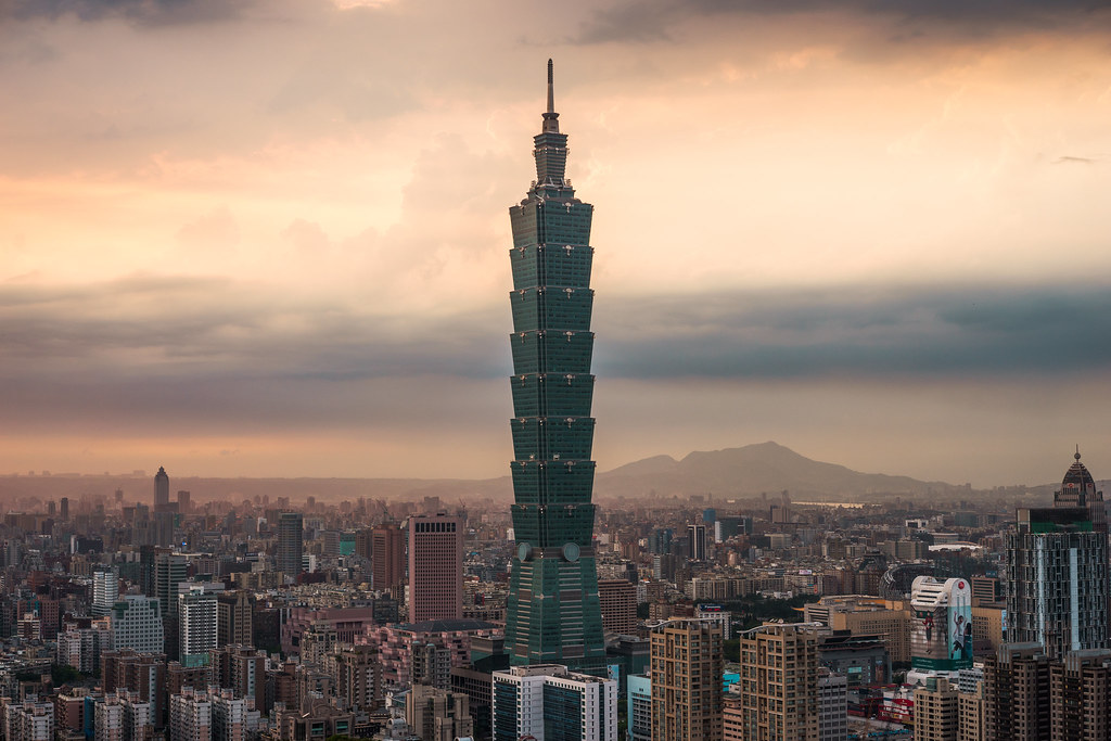 Taipei 101 Facts 8 Interesting Facts About Taipei 101