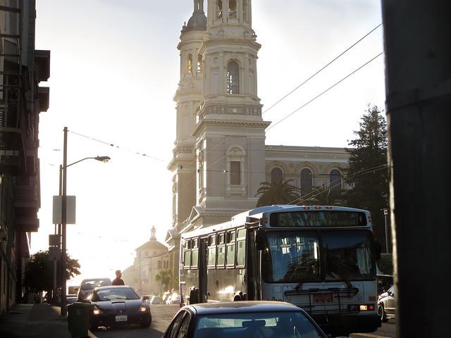 Fulton St, San Francisco (2014)
