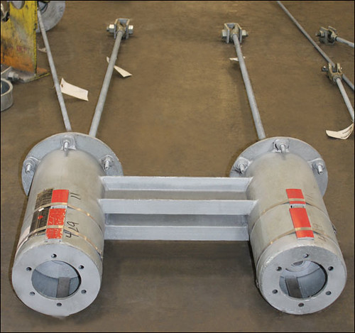 G-Type Variable Spring Supports Designed for a Paper Manufacturing Plant