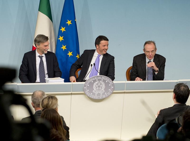 Padoan: con 80 euro permanenti si esce prima dalla crisi