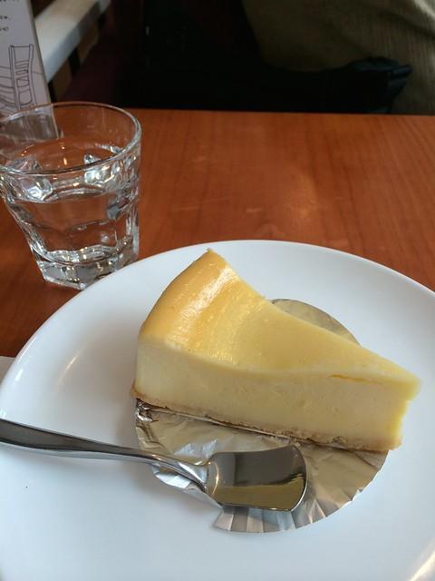 原味芝士蛋糕
