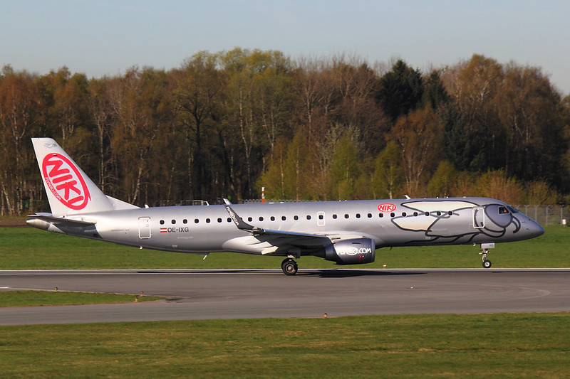 Niki - E190 - OE-IXG (1)
