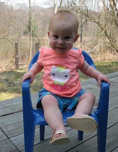 Olivia April 13, 2014