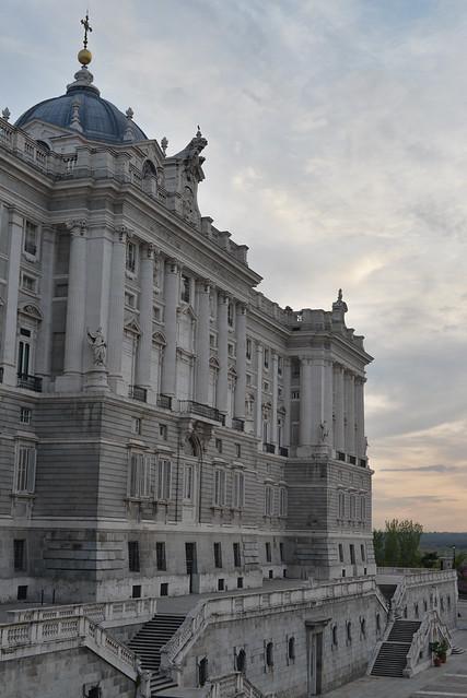 El palacio gris