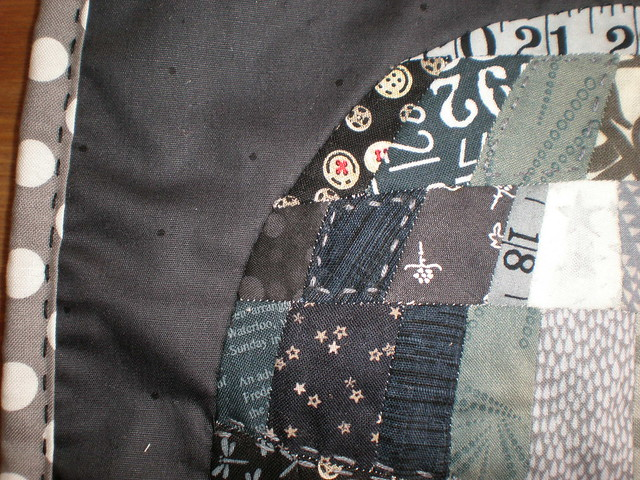 Patchwork Deathstar Detail 2