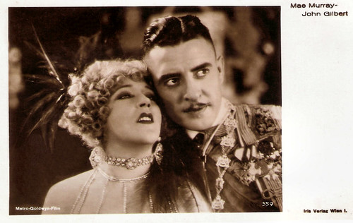 Mae Murray, John Gilbert