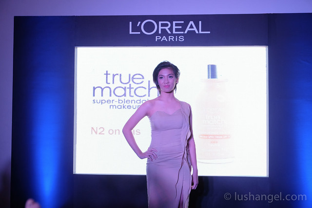 loreal-true-match-foundation-event