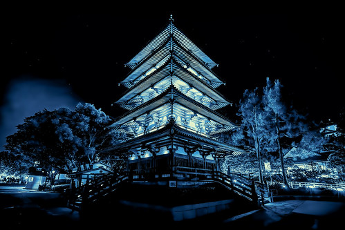 world blue light lake anime building tower japan night mouse japanese evening pagoda sketch orlando epcot community experimental comic angle florida wide manga disney mickey prototype comicbook vista pavilion glowing tomorrow showcase hdr buena