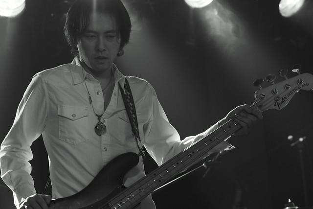 Tangerine live at 獅子王, Tokyo, 29 Jan 2015. 345