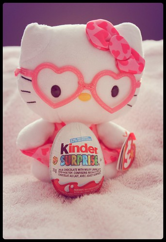 Kinder Surprise St-Valentin Hello Kitty 06