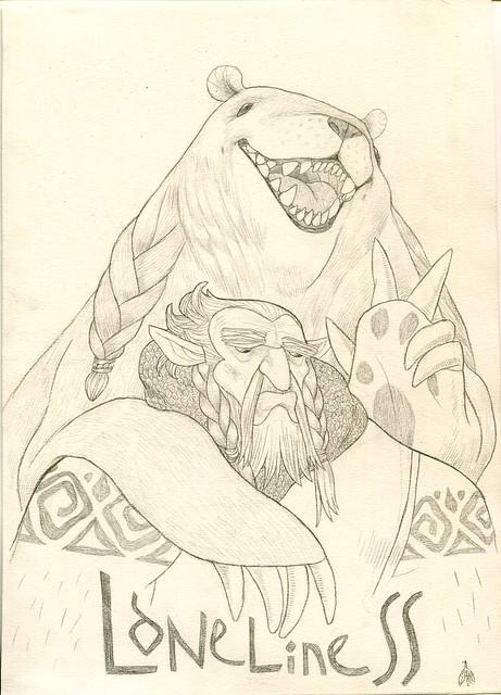 медведь(D2)