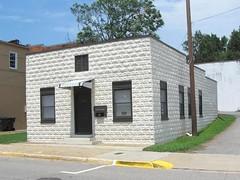 Building in South Hill, Va