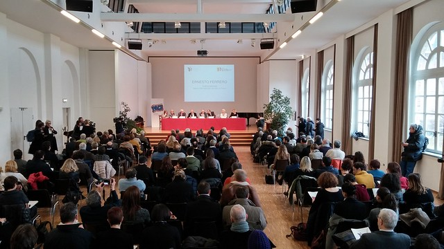 Conferenza di presentazione Salone 2015 - 21.01.15