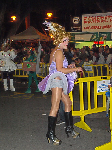 High Heels Marathon, Carnaval, Puerto de la Cruz