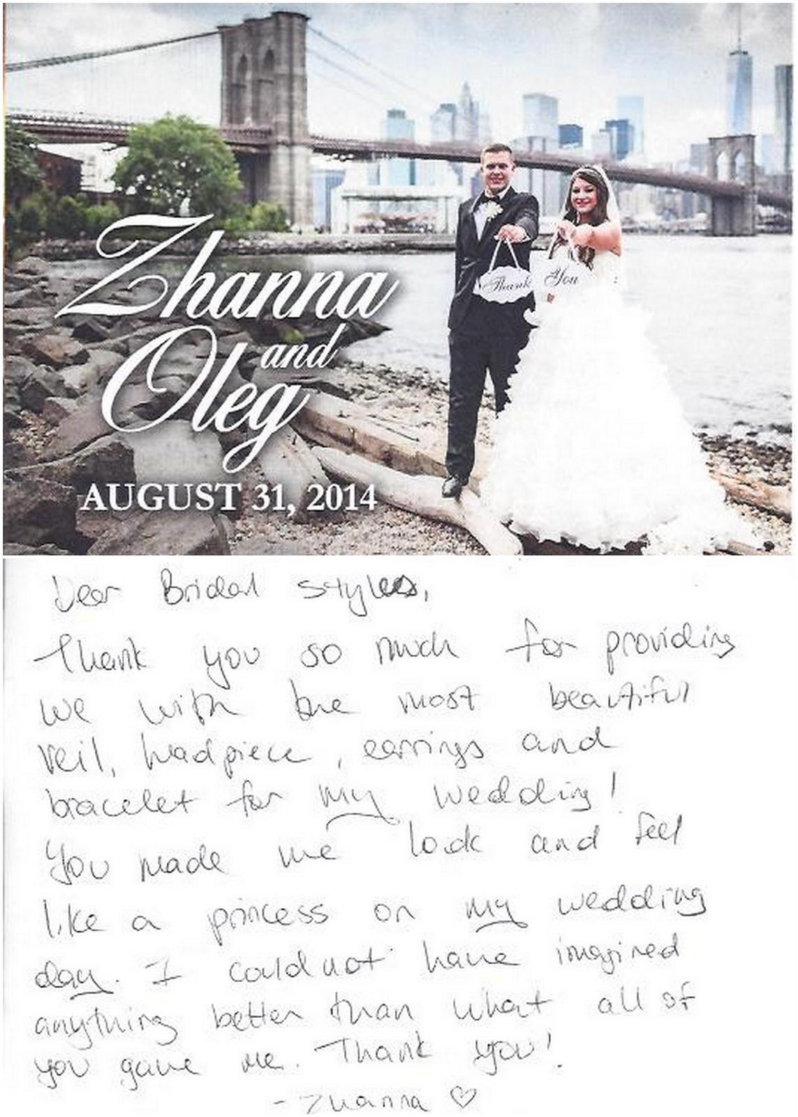 Bridal Styles Bride Zhanna